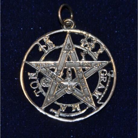 Tetragrammatón Mediano