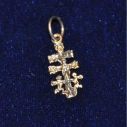 Cruz de Caravaca Pequeña