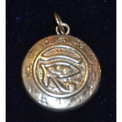 Ojo de Horus Medalla