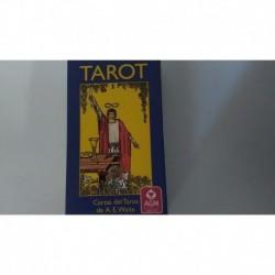 Tarot Rider Waite con libro