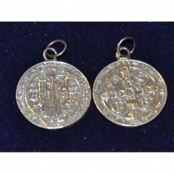 Medalla de San Benito Mediana