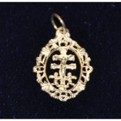 Medalla Cruz de Caravaca